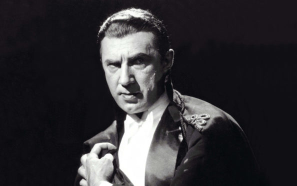 Bela Lugosi in 1931 film  Dracula