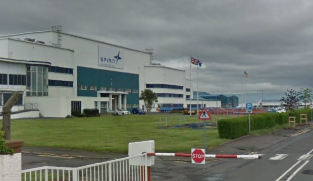 Spirit Aerosystems, Prestwick