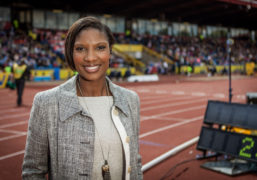 Taking a knee at Commonwealth Games should be a personal choice, says Denise Lewis