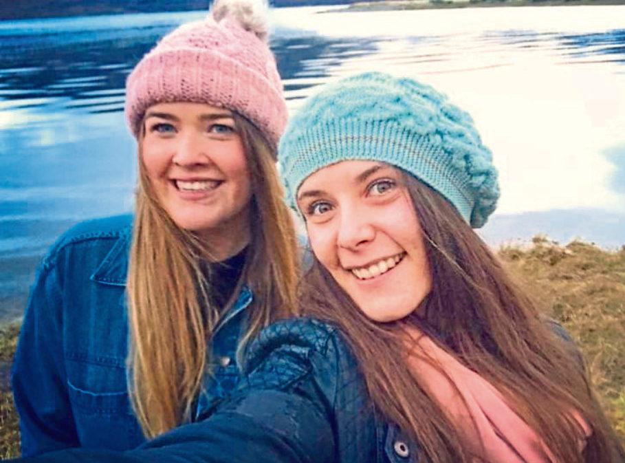 Suzie Macgregor and Eppie Berry