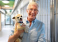 Paul meets Pumpkin the Chihuahua at Battersea Dogs and Cats Home