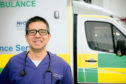 Dr David Chung, president of The Royal College of Emergency Medicine in Scotland