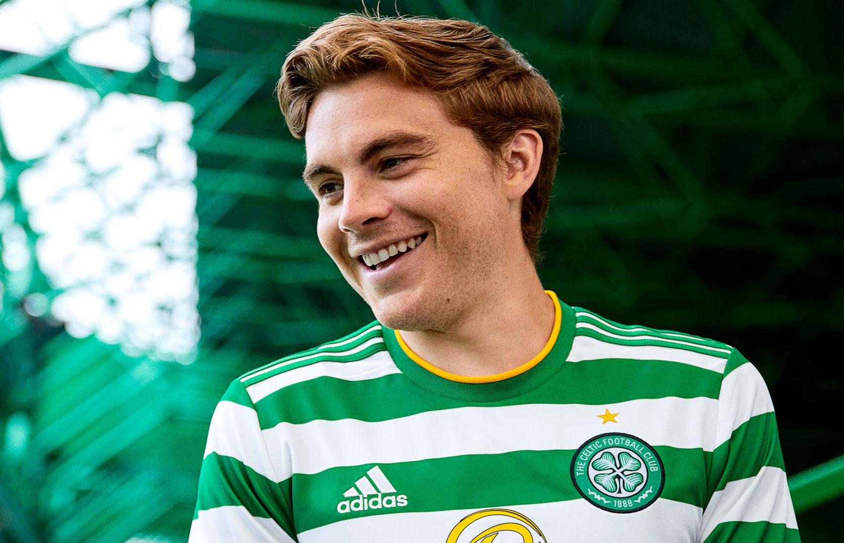Celtic's James Forrest