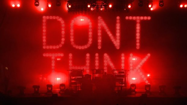 Chemical Brothers: Don't Think is one of the music films on show