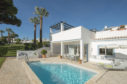 Pool life in the Algarve