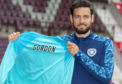 Craig Gordon is looking forward to getting back to first-team football now that he has returned to Tynecastle