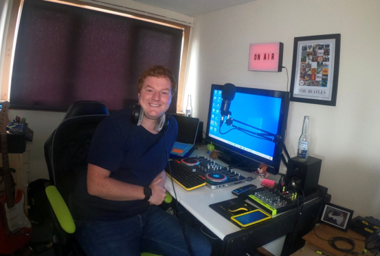 Ross Turnbull hosting HBS' weekly music request show: Open Line