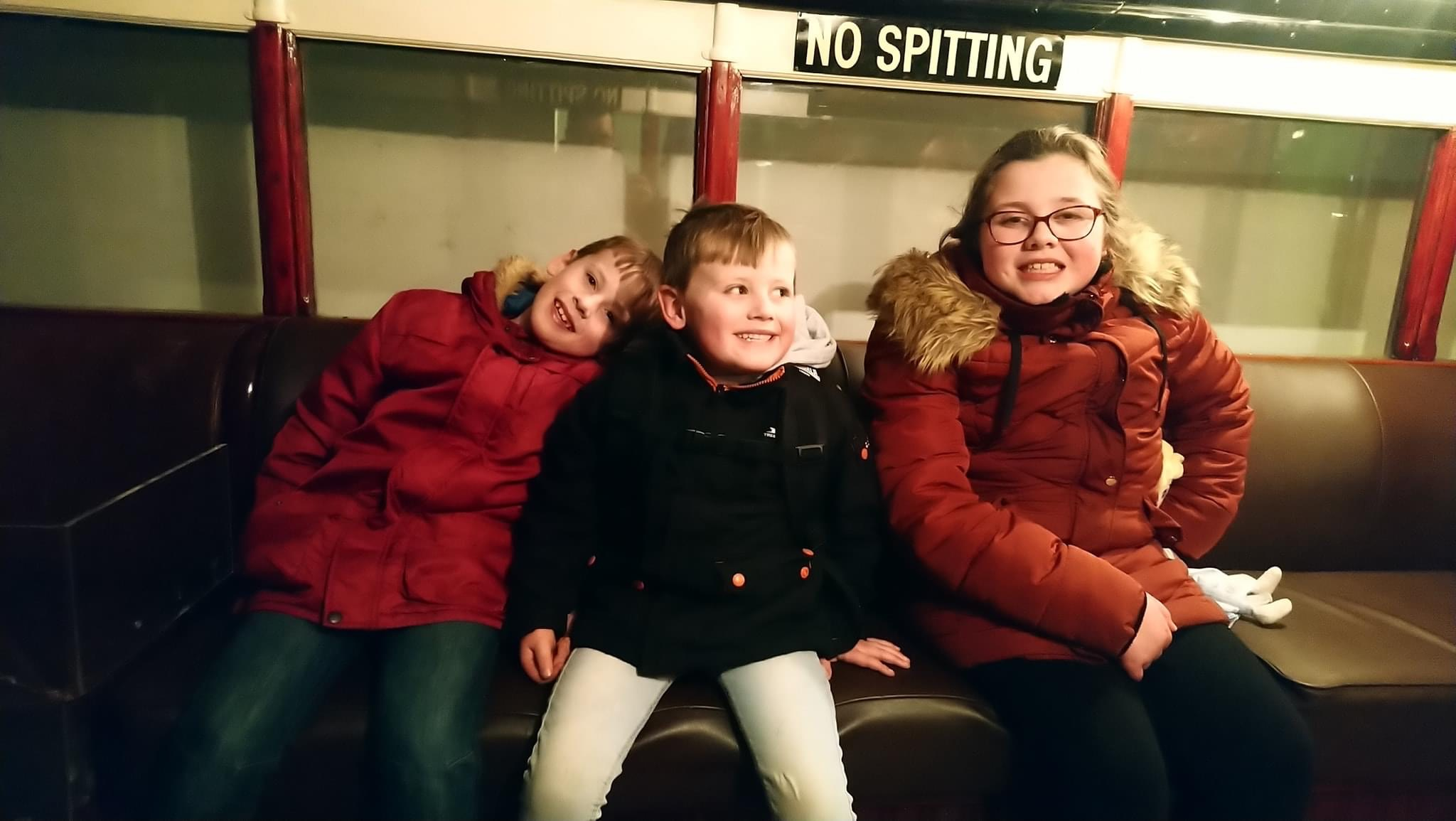 Julia Daley's grandchildren Alexander James, Fiona and Philip Gibson who all died in a fire at their Paisley home last month