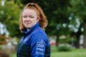 Sports therapist Iona Somerville