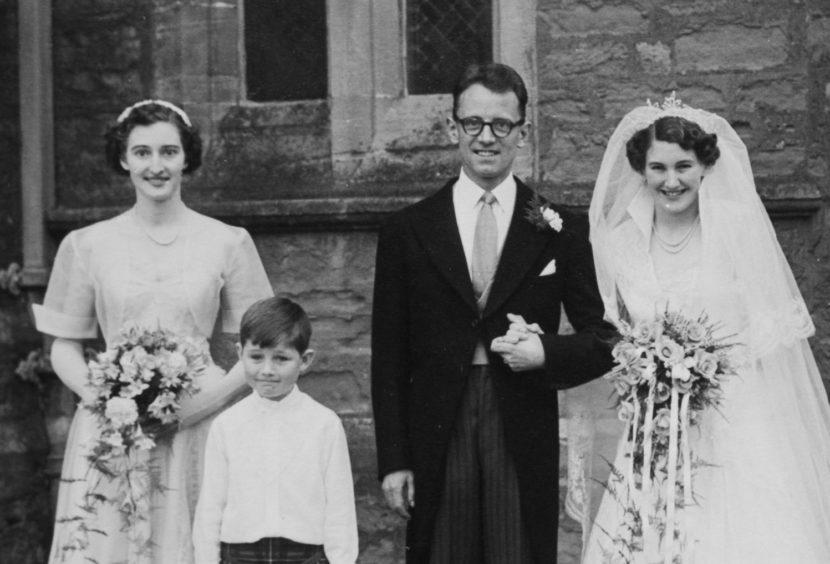 Sheila is bridesmaid as Margaret marries Jim