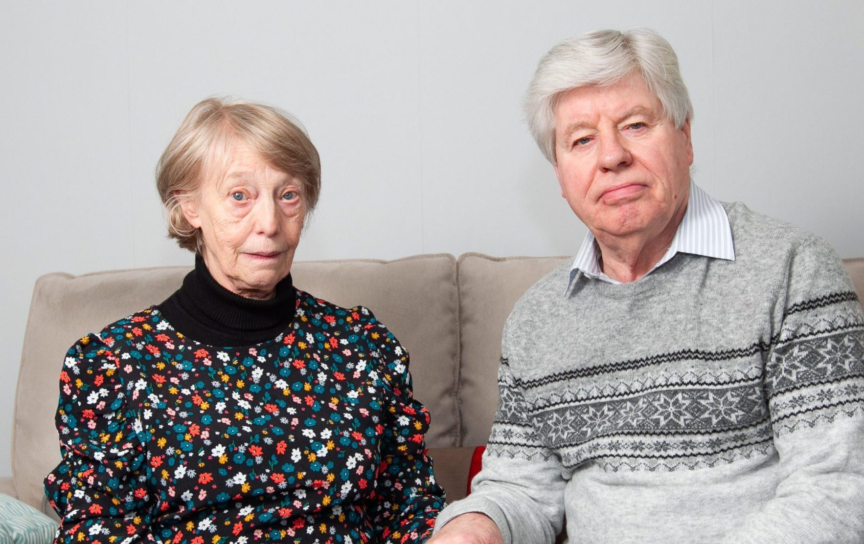 Jane and Gerry McGladrigan have been left distraught by the  decision to cut killer Liam Hay's prison sentence