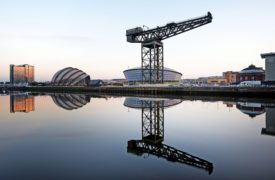 Plans unveiled to turn Glasgow's iconic Finnieston Crane into visitor attraction