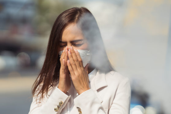 Asthma experts warn air inside the home can be up to five times more polluted than outdoors
