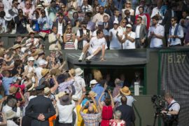 Judy Murray: No Wimbledon? I'll miss it. Stress of watching my boys compete? Not so much