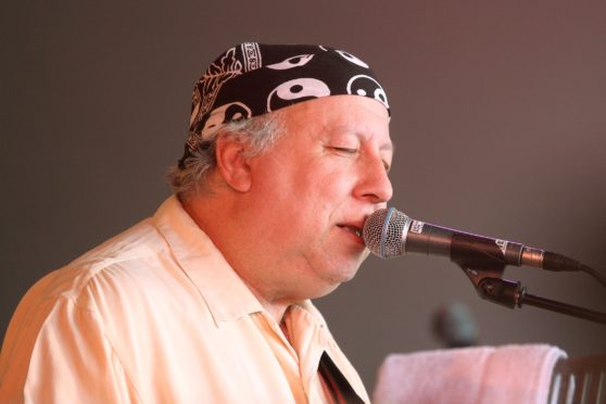 Peter Green, pictured in 2009