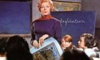 Maggie Smith as the titular teacher with her pupils, the so-called creme de la creme, in 1969 movie version of Muriel Spark's The Prime Of Miss Jean Brodie