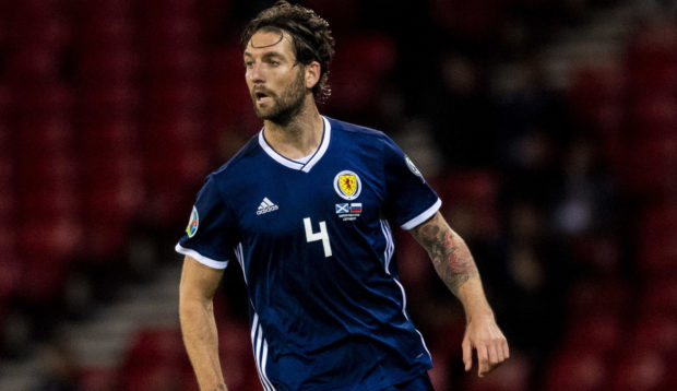 Charlie Mulgrew has been impressed by Steve Clarke since he became Scotland manager