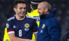 Steve Clarke is delighted to have so many players from the EPL in his squad, such as Aston Villa's John McGinn