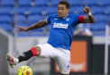 James Tavernier was forced off in the first leg due to a foot injury
