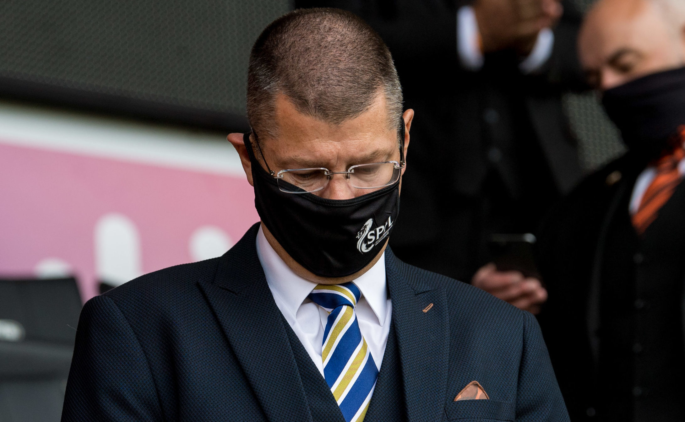 SPFL chief executive Neil Doncaster has had a summer of discontent