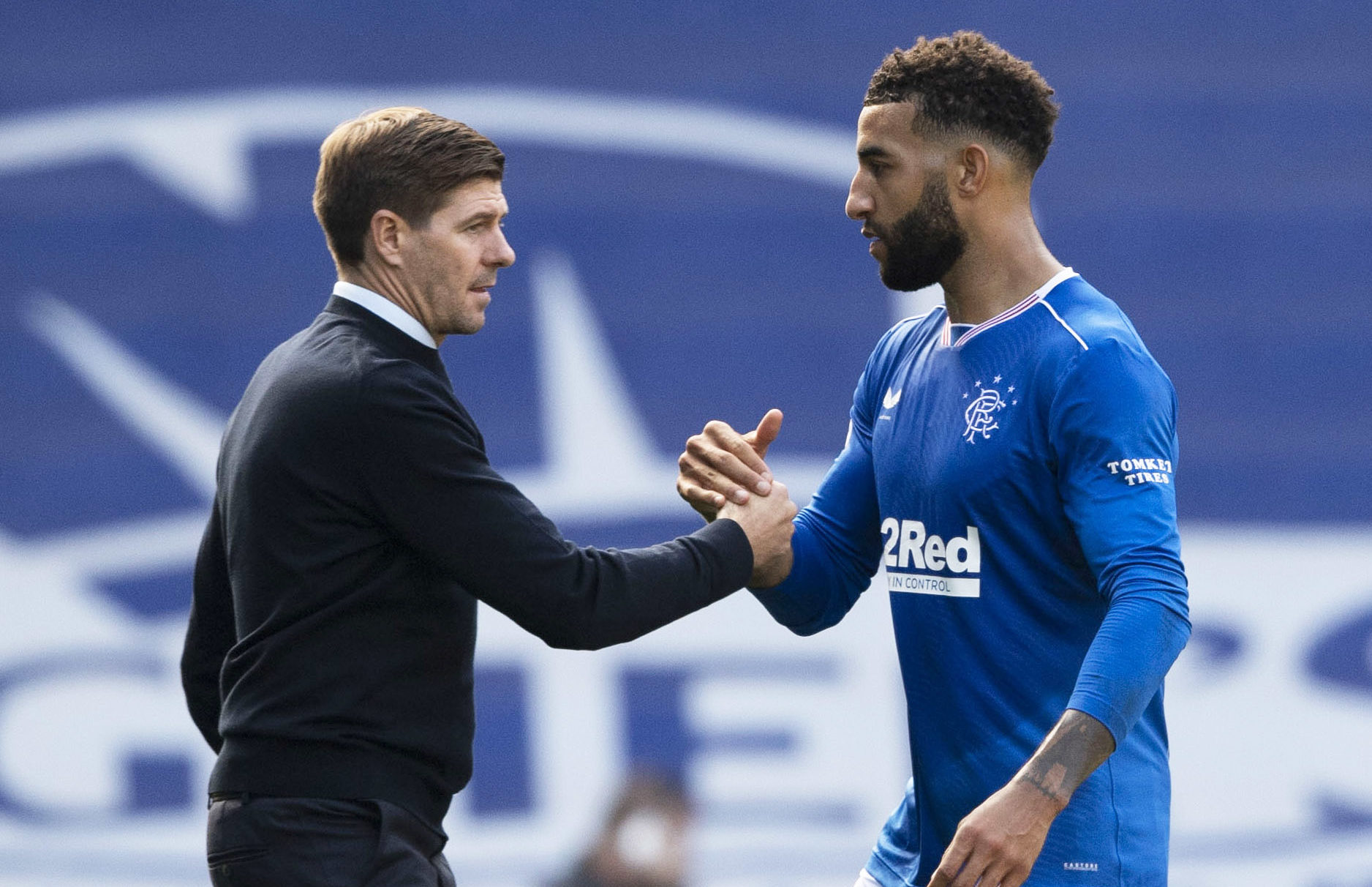 Gers gaffer Steven Gerrard is puzzled why some cannot see the strengths of defender Connor Goldson