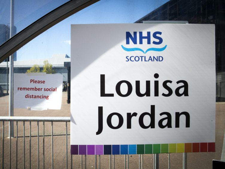 Louisa Jordan hospital.