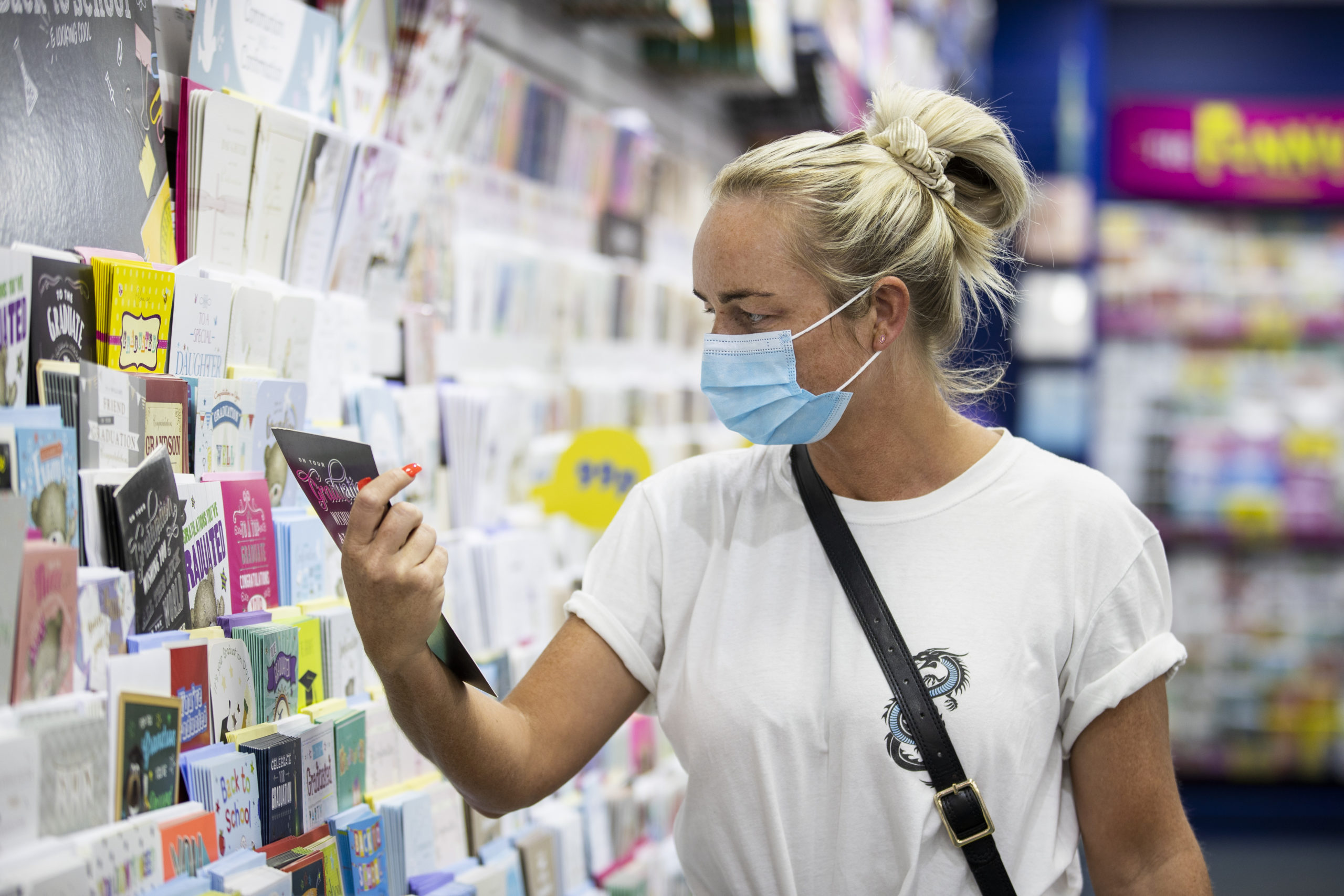 Almost half of UK shoppers have said they believe the coronavirus pandemic will have a permanent impact on their habits, according to new research