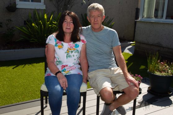 Margaret and David's story: A shattering few months as couple kept each other alive through Covid ordeal