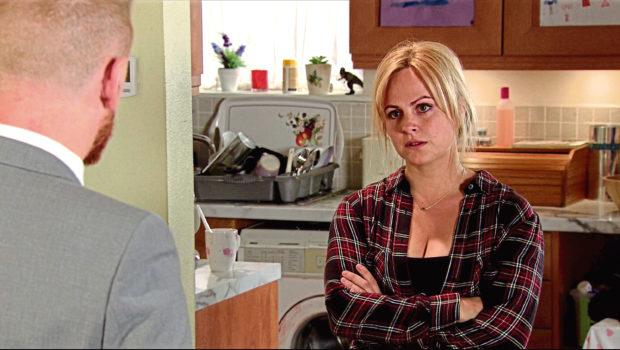 Tina O'Brien started playing fan favourite Sarah Barlow (nee Platt) in 1999