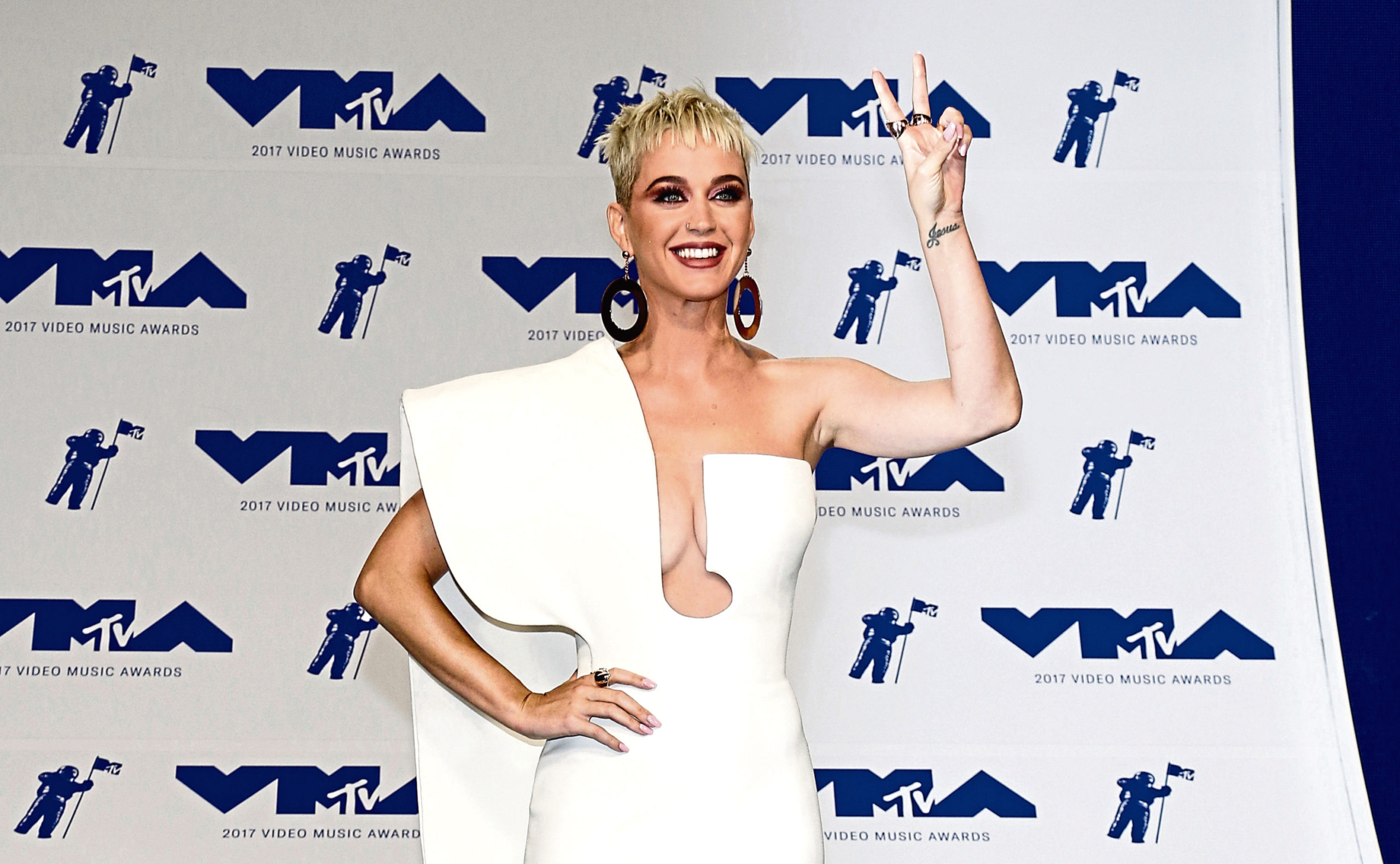 Katy Perry .