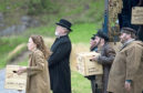 A scene from Whisky Galore, which was inspired by the shipwreck of SS Politician.
