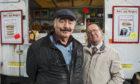 Brian Cox and Jonathan Watson in Bob Servant