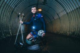 Crash survivor and aspiring Paralympian skier Callum Deboys refuses to let lockdown slow pursuit of his dream