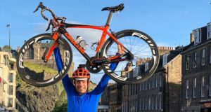 Scots man diagnosed with MND to cycle North Coast 500 in just four days