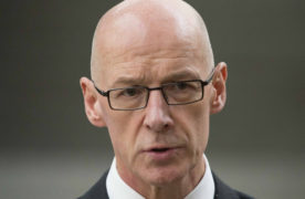 Coronavirus LIVE: Downgraded exam results to be reverted to teacher estimates, John Swinney announces