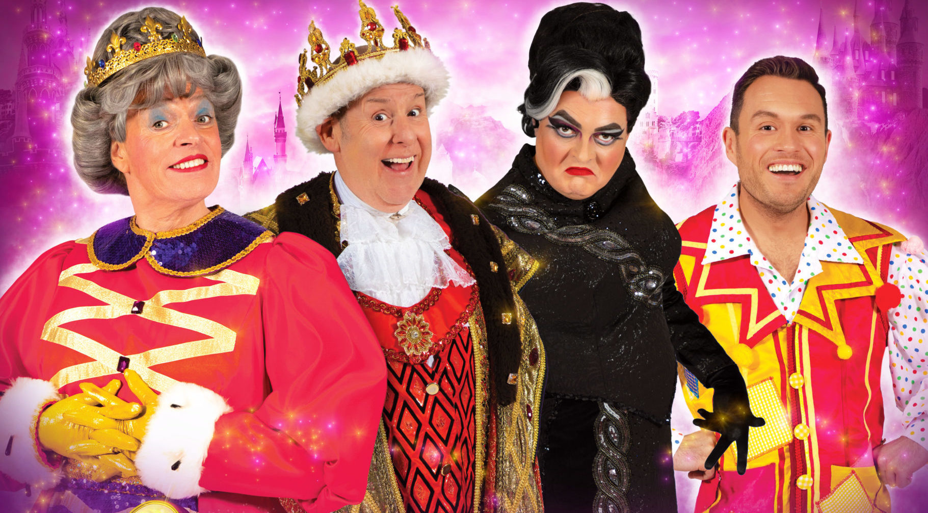 The pantomime poster