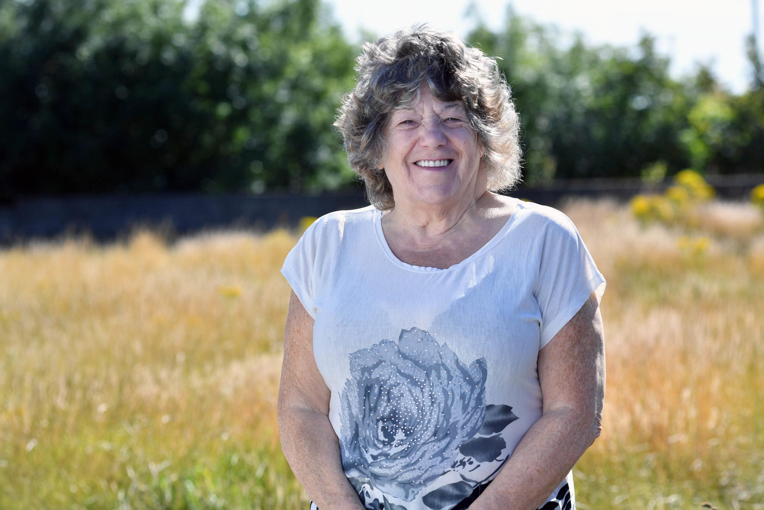 Inger Watt sent SOS to Australia after blow-up bed leak