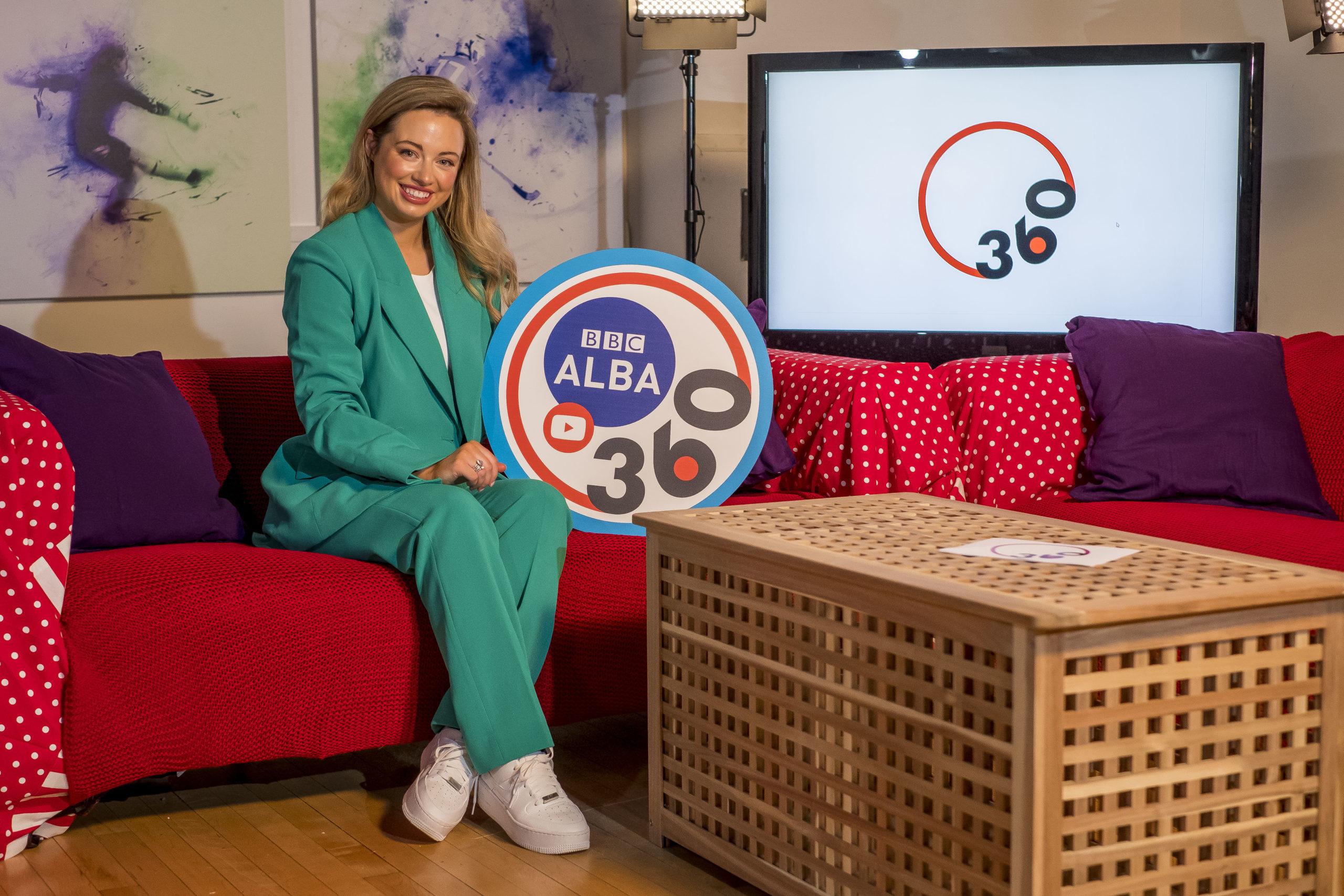 360 host Iona Ballantyne