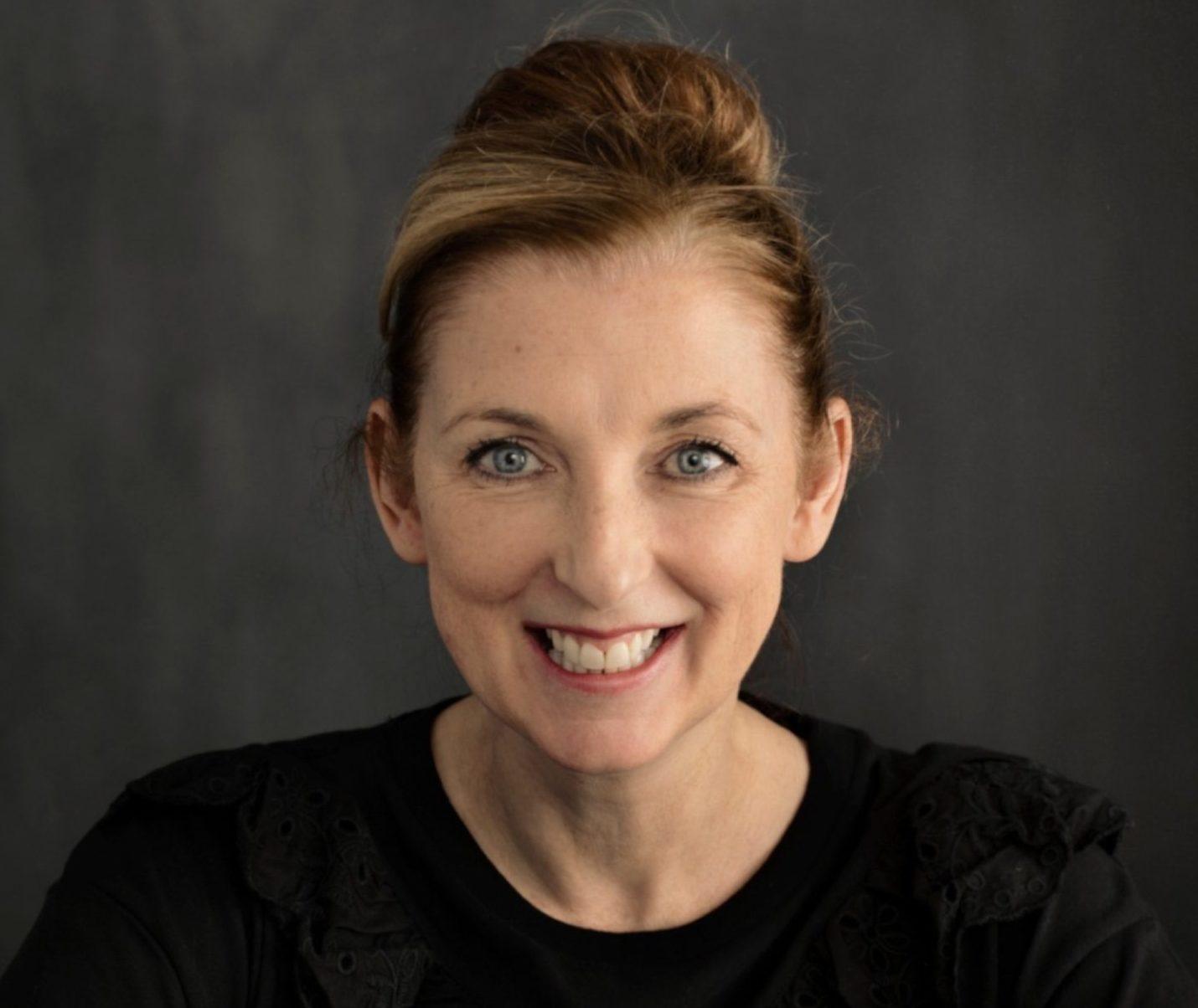Actor Julie Wilson Nimmo.