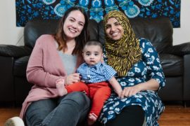"""I had no one, I had nothing:"" Pregnant refugees seeking a safe haven in Scotland on how they found crucial support"