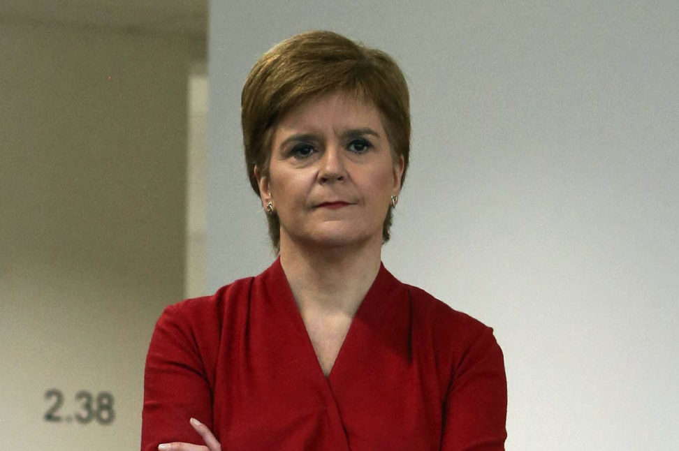 First Minister Nicola Sturgeon announces Scotland's framework to get out of lockdown.