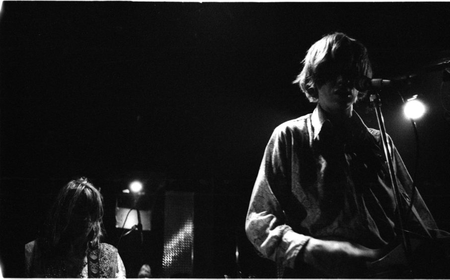 Sonic Youth, Glasgow Splash One, 1986. c. Angus McPhee