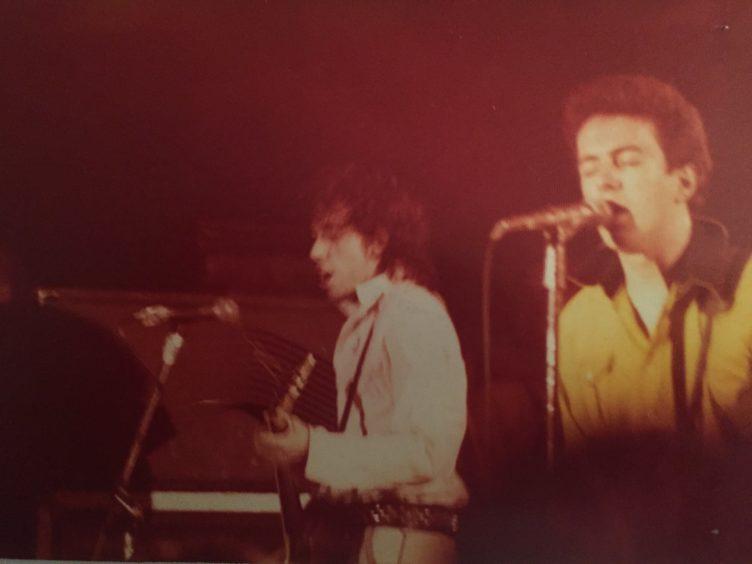 The Clash, Dunfermline Kinema, 1978. c. Hugh Jeers