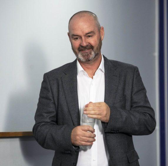 James McFadden: Steve Clarke sera ravi de recommencer. C'est juste dommage que l'armée tartan ne soit pas là pour le voir - Foot 2020