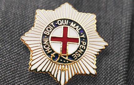 Coldstream Guard badge