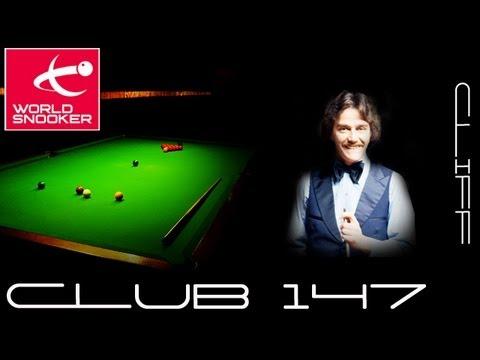 John Higgins, pictured, made a maxiumum 147 break against Kurt Maflin (John Walton/PA)
