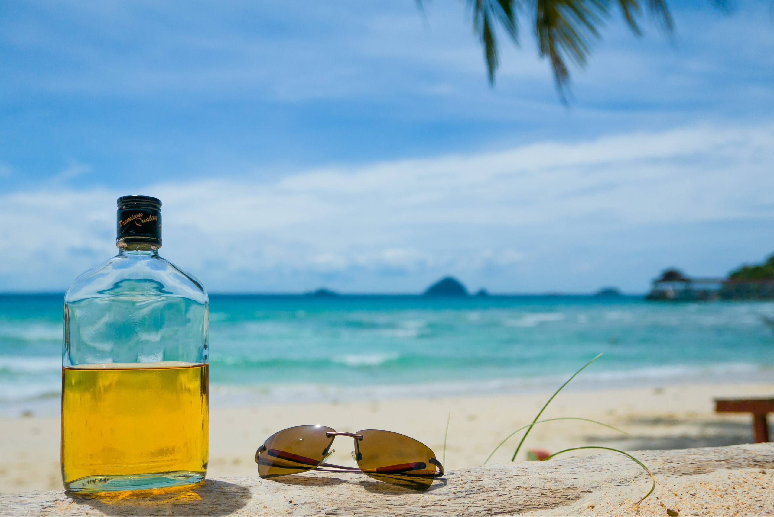 Sand, sun and rum: The tropical tipple is soaring in popularity