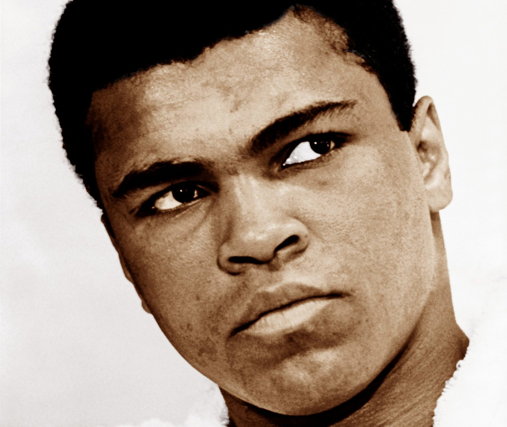 Cassius Clay  in 1963 during  his conversion to the Nation of Islam and transition to Muhammad Ali