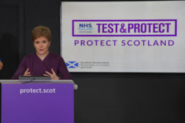 Scotland's new lockdown rules: Nicola Sturgeon outlines latest coronavirus restrictions