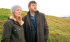 Holliday Grainger and Tom Burke in Strike: Lethal White, a mystery which has so far failed to ignite